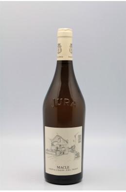 Jean Macle Côtes du Jura Chardonnay Sous Voile 2015