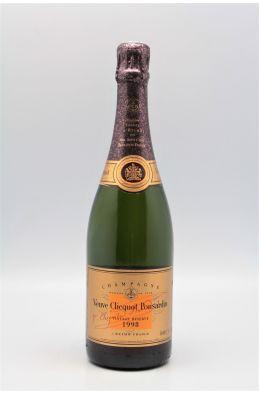 Veuve Clicquot Brut 1998
