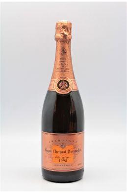 Veuve Clicquot 1995 rosé