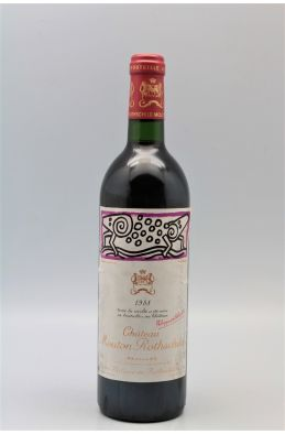 Mouton Rothschild 1988 - 5% DISCOUNT !