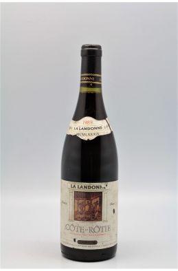 Guigal Côte Rôtie La Landonne 1989 - PROMO -5% !