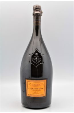 Veuve Clicquot Grande Dame 1990 Magnum Coffret