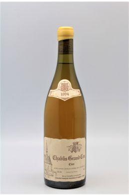 Raveneau Chablis Grand cru Les Clos 1994
