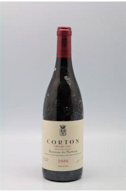 Bonneau du Martray Corton 2006