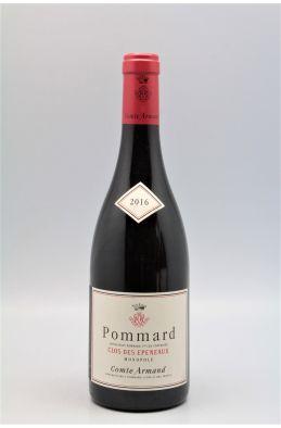 Comte Armand Pommard 1er cru Clos des Epeneaux 2016