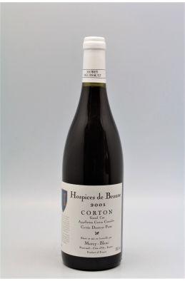 Morey Blanc Corton Cuvée du Dr Peste 2001