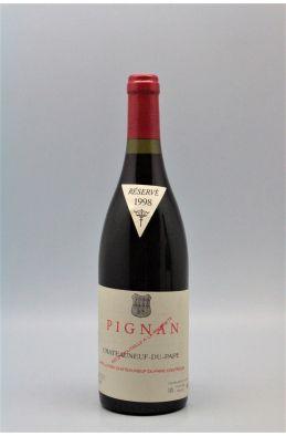 Pignan 1998