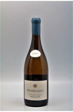 Arnaud Ente Meursault 2007