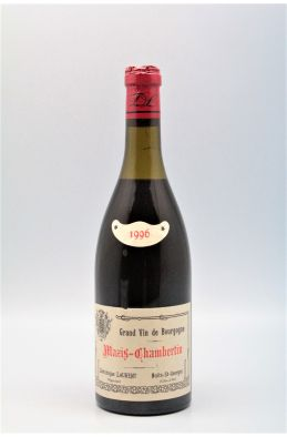 Dominique Laurent Mazis Chambertin 1996