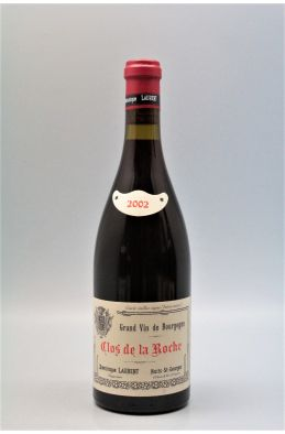 Dominique Laurent Clos de la Roche 2002
