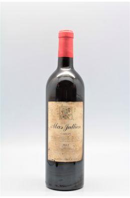 Mas Jullien Coteaux du Languedoc Carlan 2012 -5% DISCOUNT !