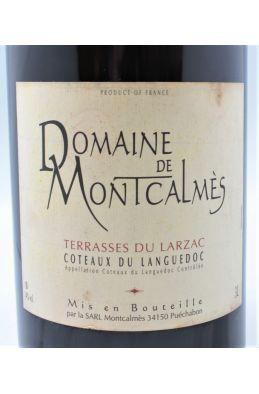 Montcalmes Côteaux du Languedoc 2012 Double Magnum 3L