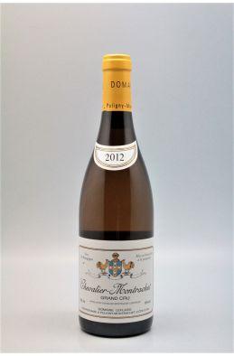 Domaine Leflaive Chevalier Montrachet 2012