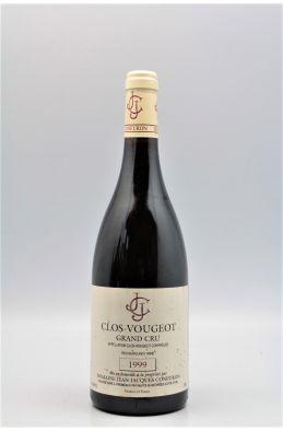 Jean Jacques Confuron Clos Vougeot 1999