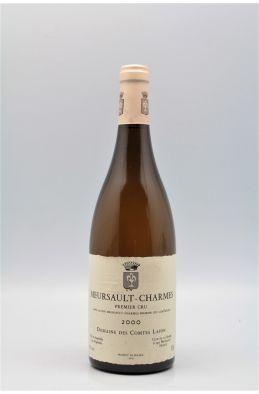 Comtes Lafon Meursault 1er cru Charmes 2000