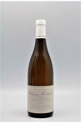 jean Boillot Puligny Montrachet 1er cru Clos de la Mouchère 1999
