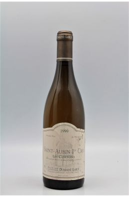 Larue Saint Aubin 1er cru Les Cortons 1999
