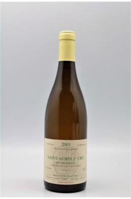 Marc Colin Saint Aubin 1er cru En Remilly 2001