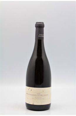 Amiot Servelle Chambolle Musigny 1er cru Les Amoureuses 2008