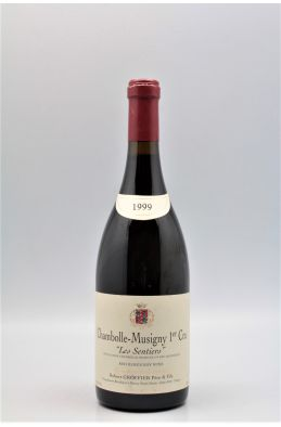 Robert Groffier Chambolle Musigny 1er cru Les Sentiers 1999