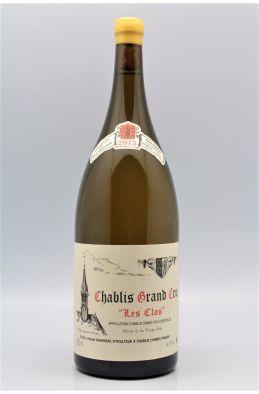 Vincent Dauvissat Chablis Grand Cru Les Clos 2015 Magnum