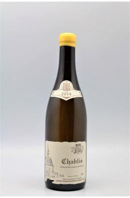 Raveneau Chablis 2014 - PROMO -5% !