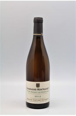 Coffinet Duvernay Chassagne Montrachet 1er cru Morgeot Les Grands Clos 2012