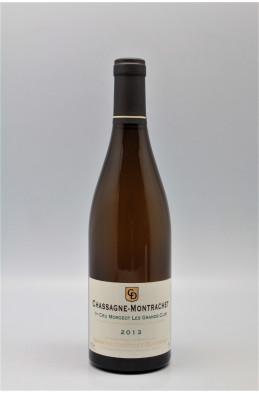 Coffinet Duvernay Chassagne Montrachet 1er cru Morgeot Les Grands Clos 2013
