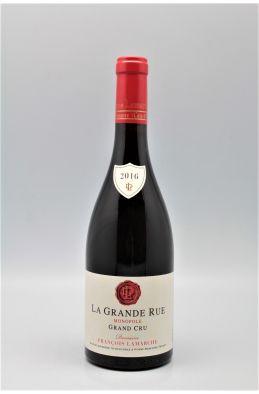 François Lamarche La Grande Rue 2016