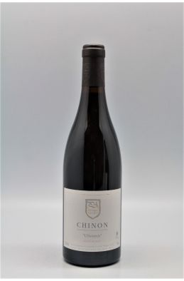 Philippe Alliet Chinon L'Huisserie 2016