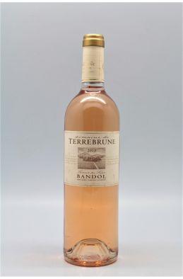 Terrebrune Bandol 2013 rosé