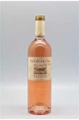 Terrebrune Bandol 2014 rosé