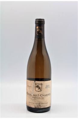 Coche Bizouard Meursault 1er cru Charmes 2005 -10% DISCOUNT !