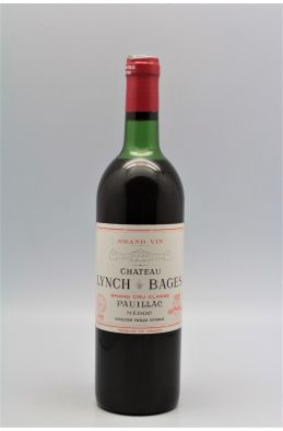 Lynch Bages 1975 - PROMO -10% !