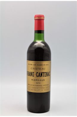 Brane Cantenac 1973