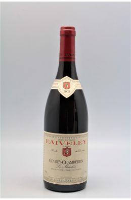 Faiveley Gevrey Chambertin Les Marchais 2002
