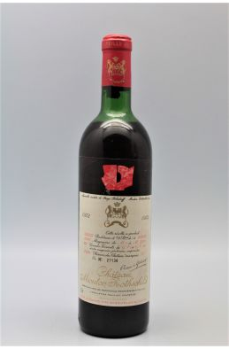 Mouton Rothschild 1972 -10% DISCOUNT !