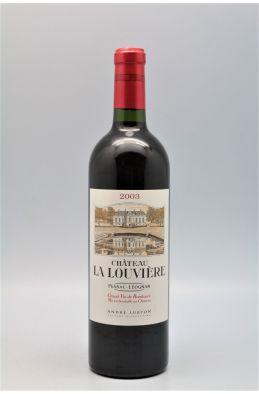 La Louvière 2003