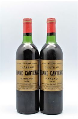 Brane Cantenac 1978