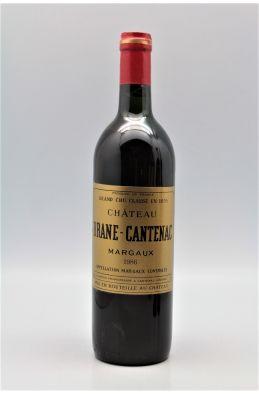 Brane Cantenac 1986 - PROMO -15% !