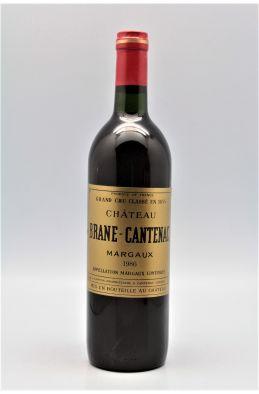 Brane Cantenac 1986