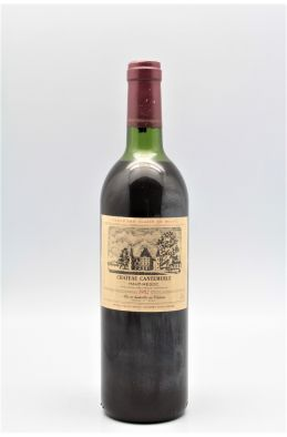 Cantemerle 1982 - PROMO -10% !
