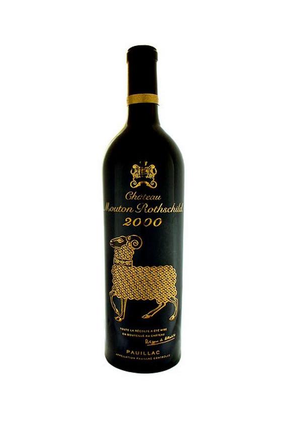 Mouton Rothschild 2000