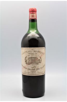 Château Margaux 1969 Magnum -10% DISCOUNT !