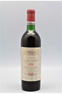 Grand Pontet 1970 -10% DISCOUNT !