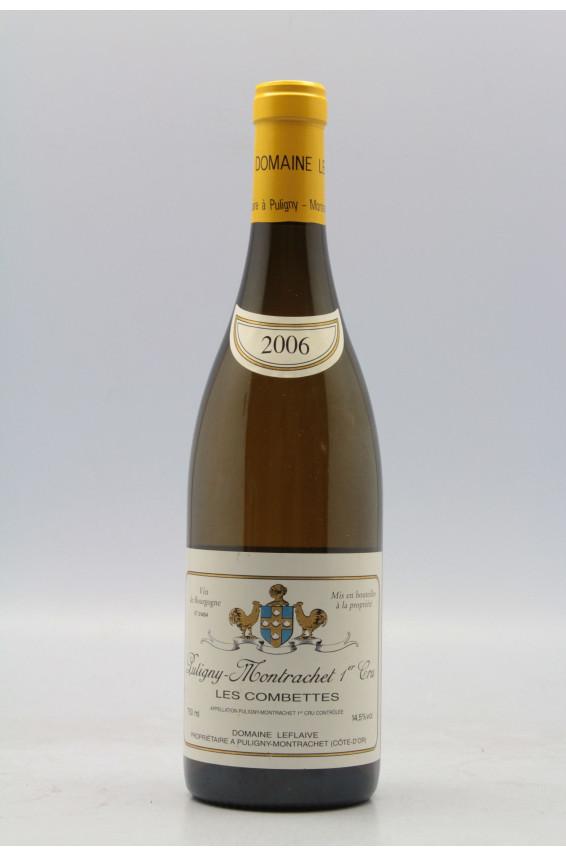 Domaine Leflaive Puligny Montrachet 1er cru Les Combettes 2006