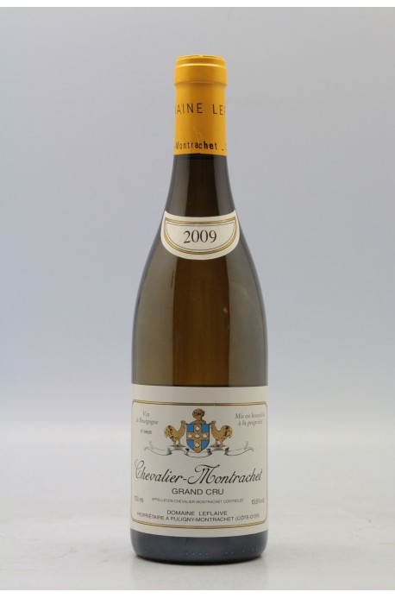 Domaine Leflaive Chevalier Montrachet 2009