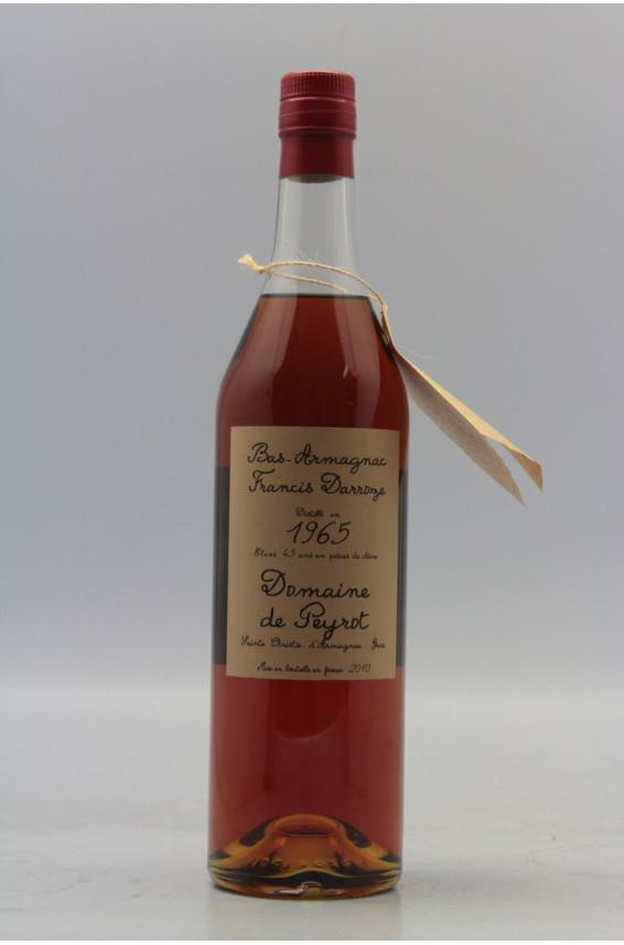 Darroze Gaube Armagnac 1965
