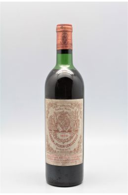 Pichon Longueville Baron 1972 - PROMO -10% !