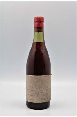 Union de propriétaire de Vins Fins Gevrey Chambertin Clos du Chapitre 1970